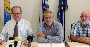 Π. Νίκας, Ι. Αδαμόπουλος, Ν. Κισκήρας