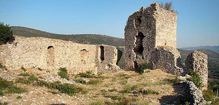Το Κάστρο του Μίλα