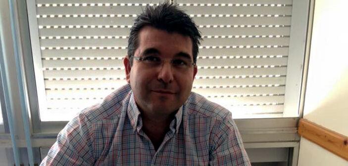 Ο αντιπρόεδρος του Δημοτικού Λιμενικού Ταμείου Καλαμάτας, Σαράντος Μαρινάκης