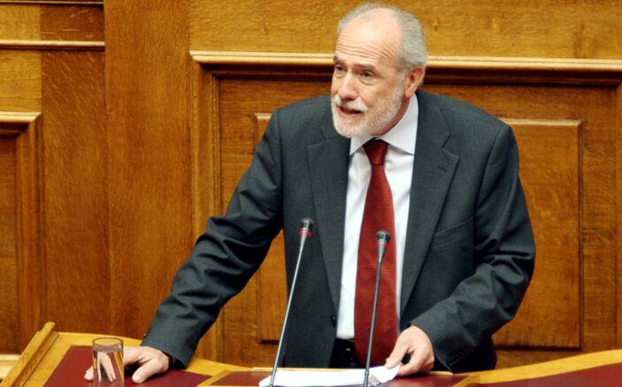 """Ο Γιάννης Κουτσούκος, Βουλευτής Ηλείας (""""Δημοκρατική Συμπαράταξη"""")"""