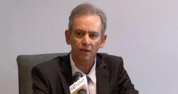 """Ο Πρόεδρος και Διευθύνων Σύμβουλος της """"Εταιρείας Ακινήτων Δημοσίου Α.Ε."""" Γ. Τερζάκης"""