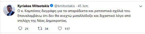 kamposos mhtsotakhs