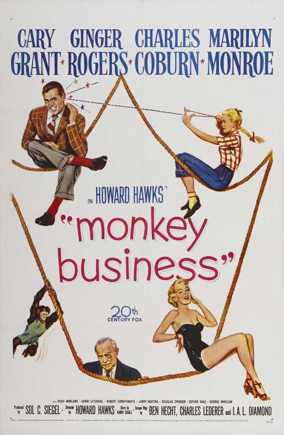 monkey-business-poster