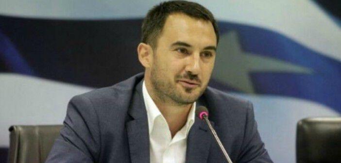 """Χαρίτσης: """"Eπιβεβαιώνονται οι επιτυχίες της κυβέρνησης ΣΥΡΙΖΑ"""""""