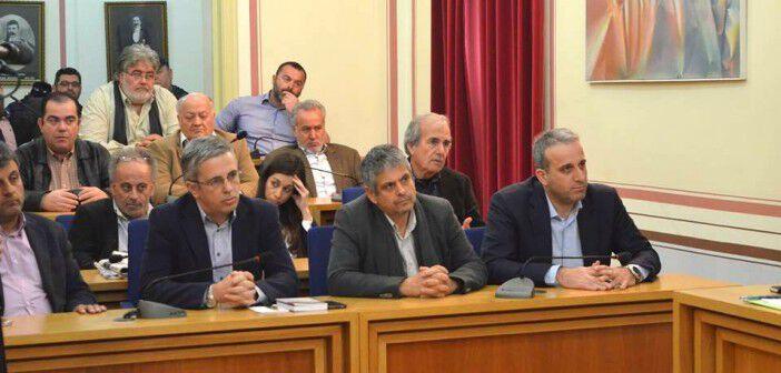 """Ο Μπεχράκης κατηγορεί Μάκαρη για """"φίμωμα της δημοτικής ομάδας"""""""