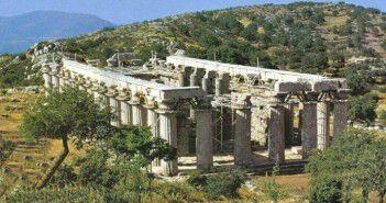 Χριστουγεννιάτικη εξόρμηση στο ναό του Επικούρειου Απόλλωνα