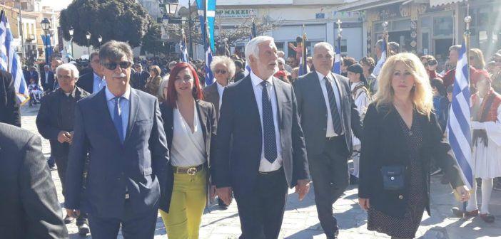 Η Καλαμάτας στον εορτασμό των 200 χρόνων από την Ελληνική Επανάσταση