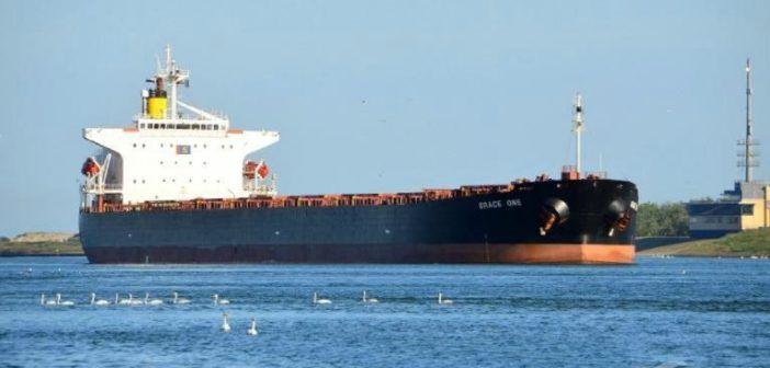 """Πλώρη για Καλαμάτα το ιρανικό δεξαμενόπλοιο """"Grace 1"""";"""