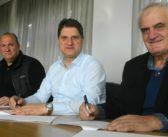 Υπογραφή συμβάσεων τριών έργων στο Δήμο Μεσσήνης
