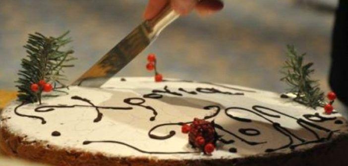 Ο Σύλλογος Αιγαιοπελαγιτών Μεσσηνίας κόβει την πίτα του