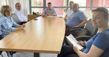 Κλιμάκιο του ΕΛΓΑ επισκέφθηκε το Δημαρχείο Μεσσήνης